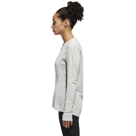 adidas Supernova Running Shirt longsleeve Women white